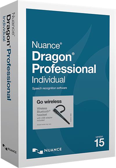 Dragon Professional Individual Wireless