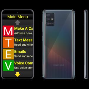 Silver 20 phone