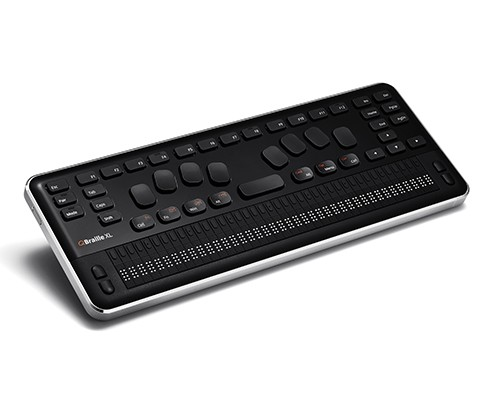 q braille XL product image