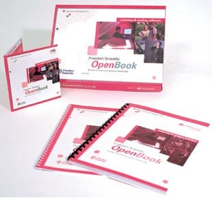 Pearl Camera and OpenBook OCR Software