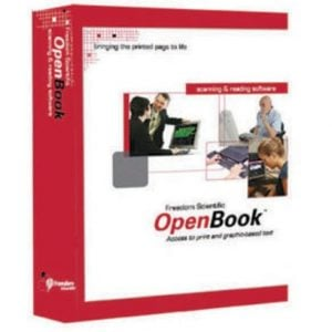 OpenBook Scanning and Reading Software