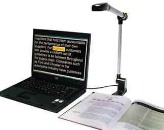 PEARL Portable Reading Camera