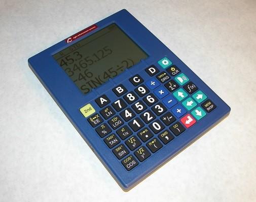 SciPlus 2300 Talking Scientific Calculator