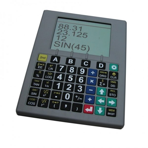 SciPlus 2500 Talking Scientific Calculator with Graphing