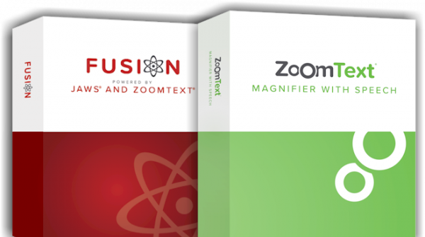 ZoomText & Fusion