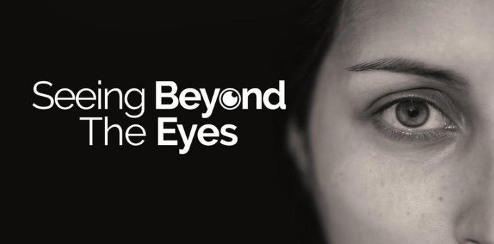 Seeing beyond the eyes image