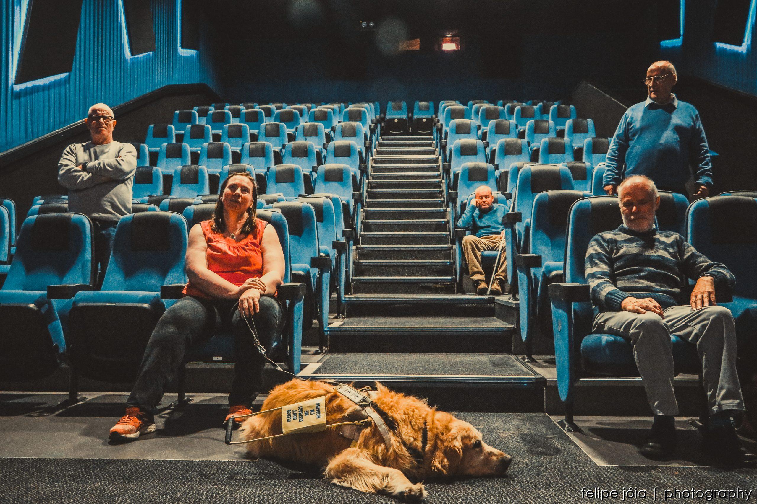sightless cinema