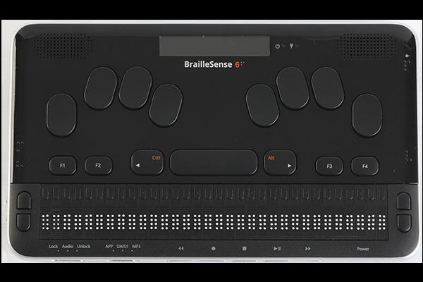 BrailleSense 6